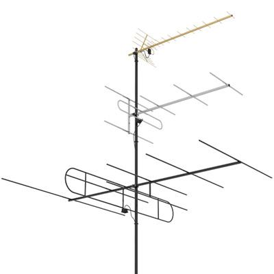 схема подключения триколор